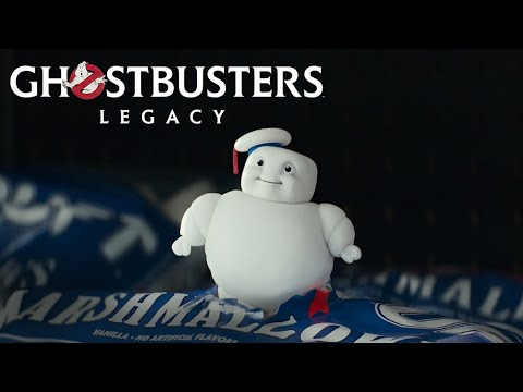 GHOSTBUSTERS: LEGACY - Character Reveal