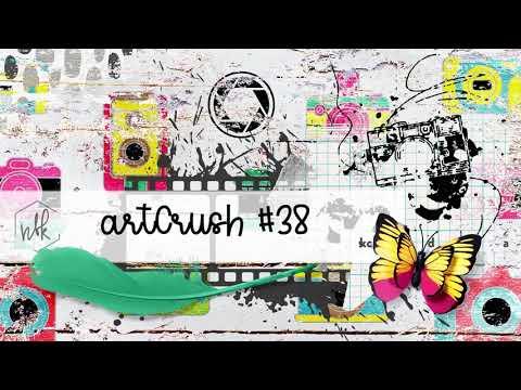 unpacking artCrush #38 by NBK-Design