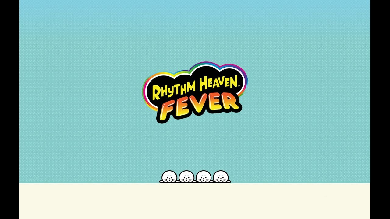 Rhythm Heaven Fever - All Perfect + Extra Games