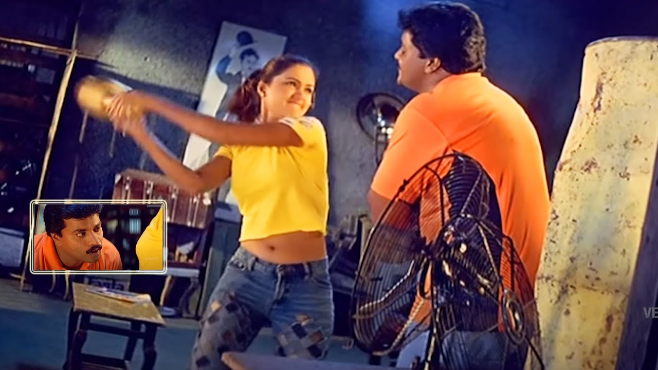 Allari Naresh, Prabhu Deva, Sunil Superhit HD Blockbuster Comedy Movie Part -7    Vendithera