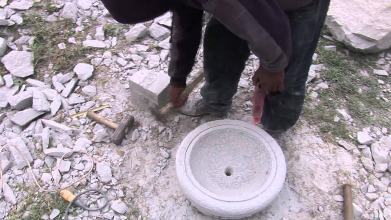 esculpir piedra