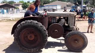 Landini 1936 ..Fête des tracteurs 2018