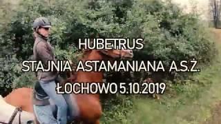 Hubertus Satjna Astamaniana A.S.Ż. 5.10.2019