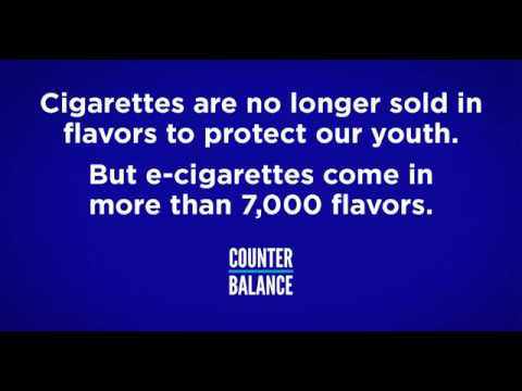 World No Tobacco Day: E-cigs come in more than 7.000 youth-friendly flavors