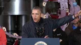 President Obama Speaks on Retirement  Live Stream only  (white house) 1/29/14