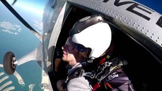 Alan's Skydive Dubai - Tandem Jump Over Palm Jumeriah January 26th 2015