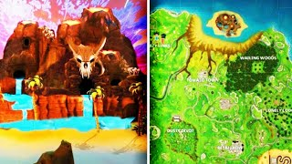 OMG this is the new island of FORTNITE Battle Royale 😱 (must see)