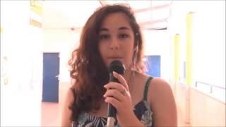 סופי סולוביי משתתפת בפרוייקט ילדי המלחמה מספרת על הביקור בבית הויטראנים