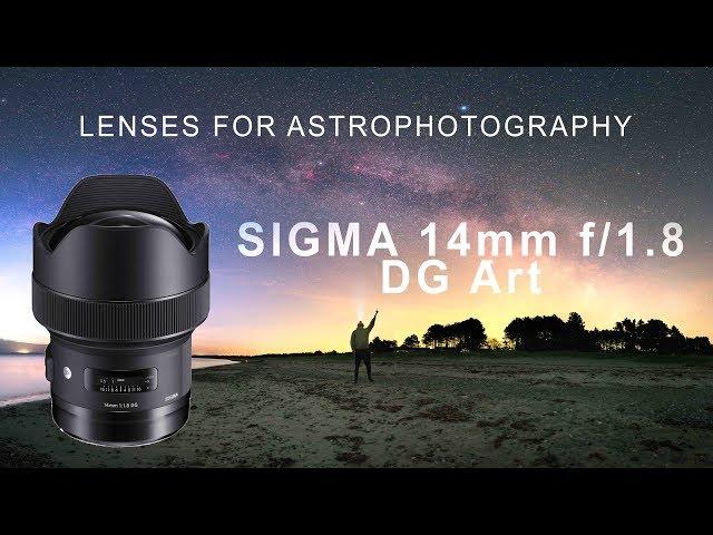 Best Astrophotography Lenses   Make a Video Hub