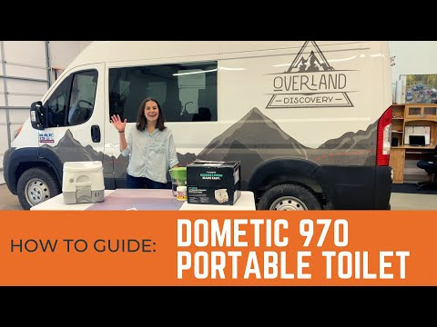 Orientation: How To Use the Portable Toilet (Dometic)