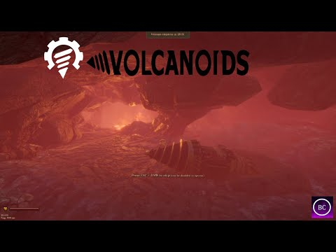 Volcanoids - Into The Devils Stomach |
