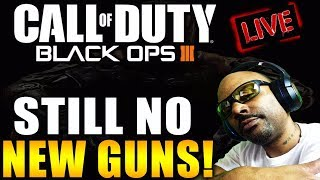 NO NEW GUNS IN BLACK OPS 3 TODAY!?!? BO3 TRIPLE PLAY LIVE OPENING WHEN THEY DROP! thumbnail