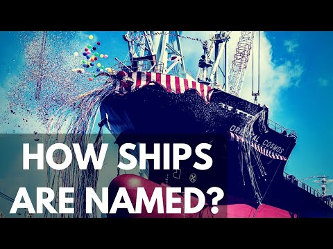 How Ships Are Named? #Shipnaming #shipname