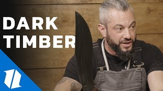 Peter Kohler of Dark Timber Knives | Welcome to the Brotherhood
