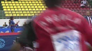 Congo, Tournoi de ping-pong aux Jeux Africains