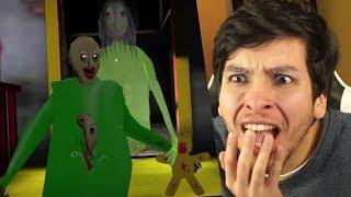 ¿¿GRANNY ERA BALDI?? NUEVO FINAL DE BALDI EN GRANNY !! OMG - Granny (Horror Game)