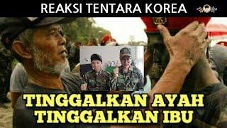 Gambar cover Tentara Korea Terharu dengan Lagu TNI(Lagu Kopassus)