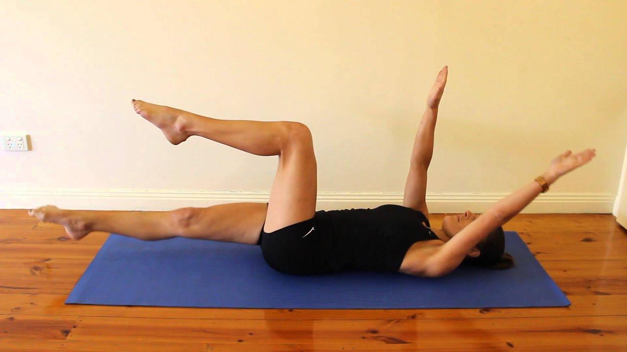 Clinical Pilates Dead Bug Exercise Youtube