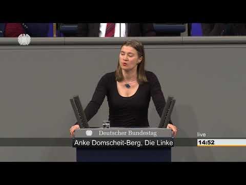 Anke Domscheit-Berg, DIE LINKE: Hassrede bekämpfen - Für ein besseres Netzwerkdurchsetzungsgesetz