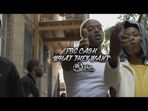 "FBG Cash - ""What They Want' (Official Music Video)"