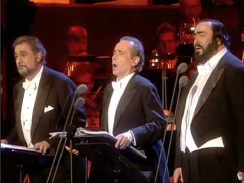 The Three Tenors - Susani (Christmas - Vienna 1999) - YouTube