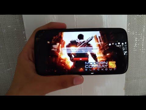 QMobile Noir A900 - Modern Combat 5 Gaming Review!