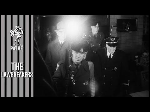 8 Types of 20th Century Crime | British Pathé