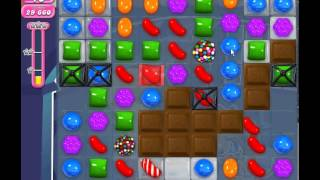 Candy Crush Saga level 831 (3 star, No boosters)