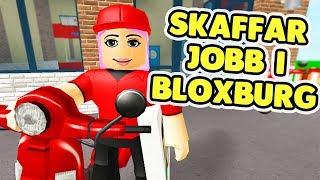 Obtenir des emplois à Bloxburg! 🛵🍕 ROBLOX Anglais