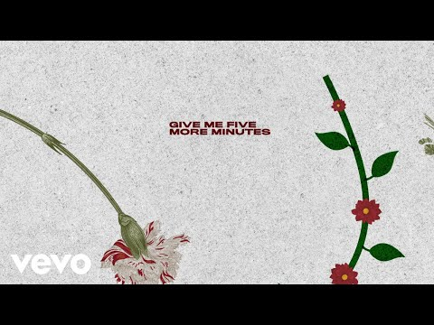 Jonas Brothers - Five More Minutes (Official Lyric Video)