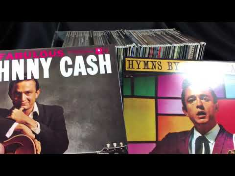 Johnny Cash Complete Columbia Album Collection Box Set Unboxing and Review