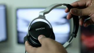 Review: Denon D1100 Advanced Headphones