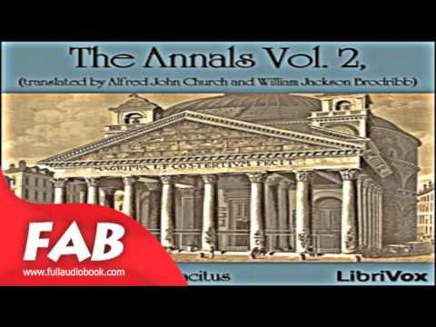 The Annals Vol 2 Full Audiobook by Publius Cornelius TACITUS by Antiquity