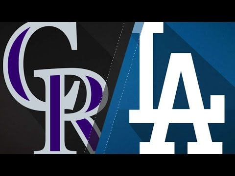 6/24/17: Kershaw dominates in 4-0 win at home