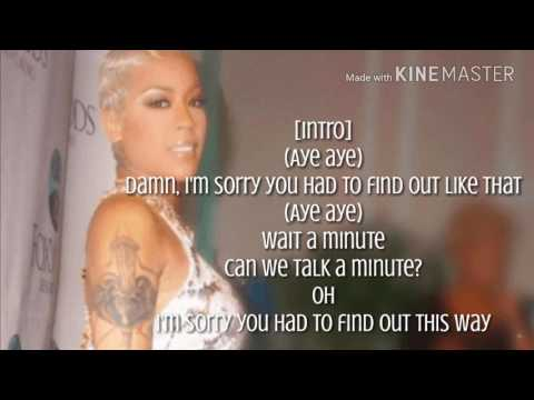 Keyshia Cole - Work It Out Lyrics