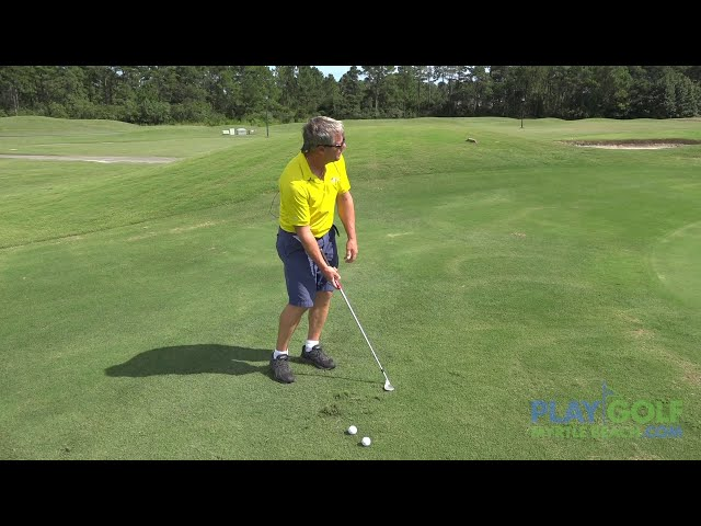 Tip Tuesday: Leading Edge vs. Bounce on Tight Chipping Lies