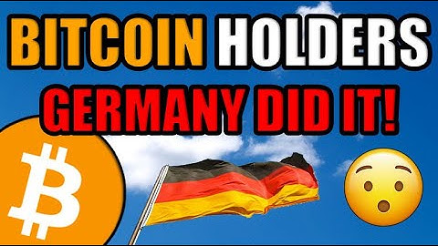 BREAKING: Germany Just Released The Bitcoin Bulls! Germany's Stock Exchange To List Bitcoin In 2020!