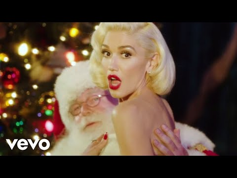 A.J. - Gwen Stefani And Blake Shelton's Christmas Video!