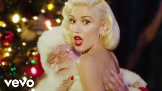 gwen stefani you make it feel like christmas ft blake shelton