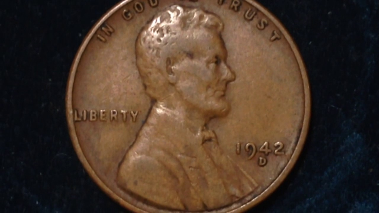 Wheat pennies worth money 1942 : Bitcoin futures contracts cboe