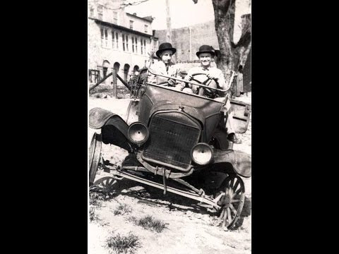#947. Старые автомобили - Ретро фотографии