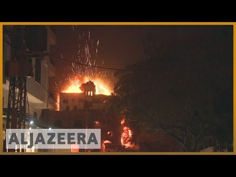 Palestinian Mother, Baby Killed In Israeli Raids On Gaza | Al Jazeera English