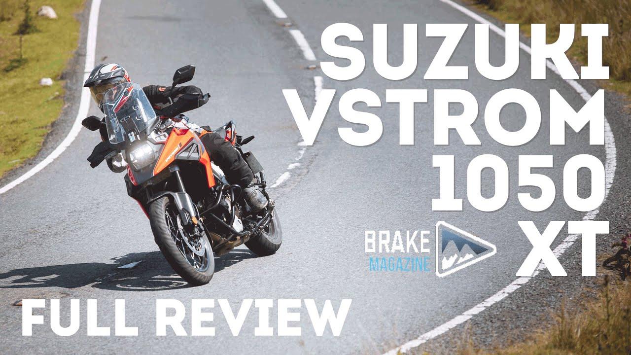 Review - Suzuki V-Strom 1050 XT Review