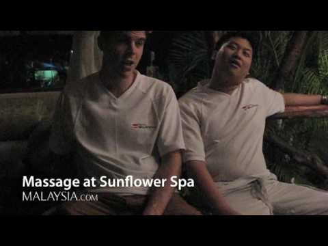 sabay massage sunflowers massage