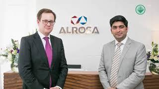 Компания «АЛРОСА» открыла представительство в Индии(, 2018-04-20T14:19:06.000Z)