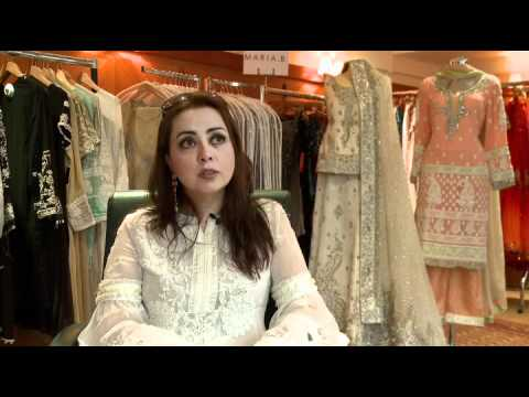 Asian Wedding Designers - Maria B - WeddingTV