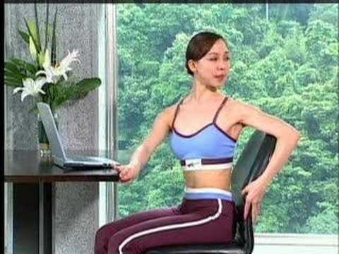 唐幼馨的瑜伽提斯- 三分鐘辦公室養生操/ Yogalates sessions with Yao-Hsing Tang- 3 Min Offices Exercises