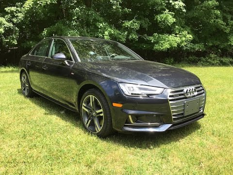 2017 Audi A4 – Redline: Review