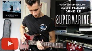 Hans Zimmer Dunkirk Supermarine GUITAR COVER