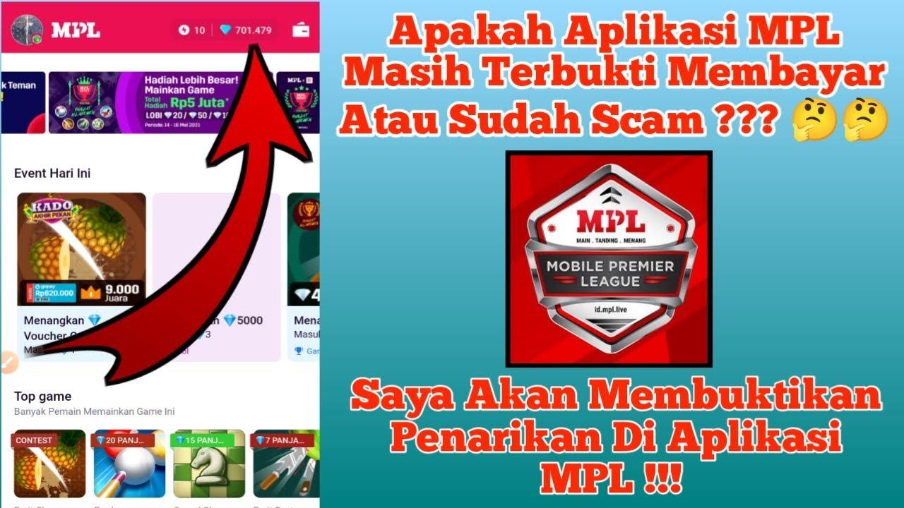 Id Mpl Live Beneran Bayar Via Gopay Dan Linkaja